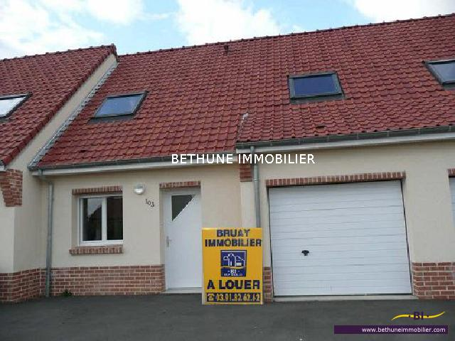 Location maison bethune segu maison for Annonce location immobiliere