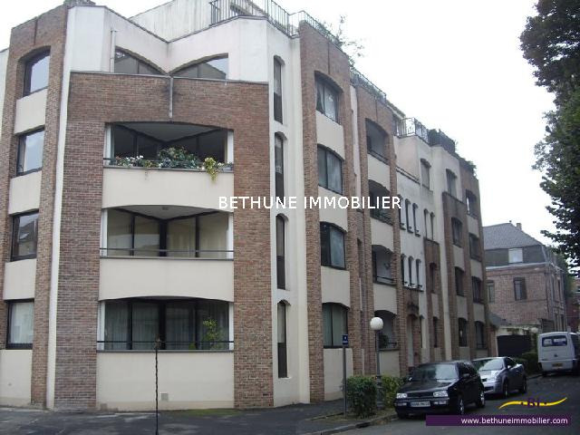 Location appartement bethune